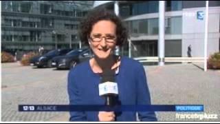 R�union commune Haut Rhin & Bas Rhin, le reportage sur France 3 Alsace
