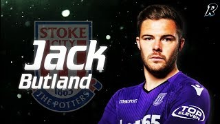 Jack Butland 2017/18  Amazing Saves - Stoke City FC