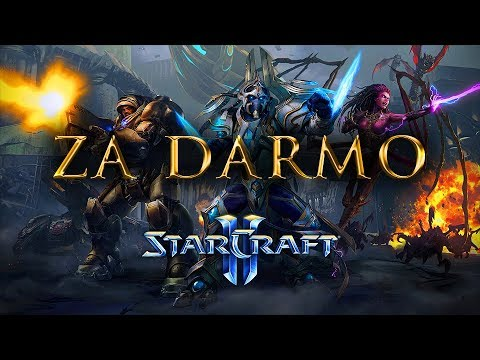 StarCraft 2 ZA DARMO - Poradnik dla nowych oraz jak zacząć - Free to play