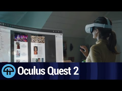Oculus Quest 2 Features and Details