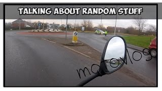 50cc Motovlogs: talking about random stuff