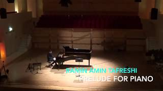 Ramin Amin Tafreshi - Prelude for Piano