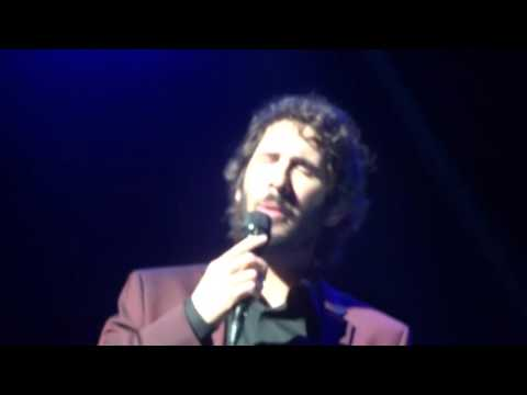 Josh Groban Somewhere Over the Rainbow St. Louis 10192015