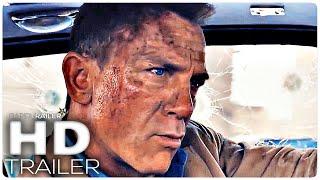JAMES BOND 007 NO TIME TO DIE Official Trailer #2 (2020) Daniel Craig, Action Movie HD