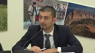 Sedinta extraordinara a Consiliului Judetean Maramures din 06.05.2019