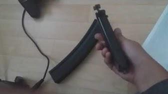 Mun airsoft aseet