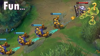 Baixar ONE FOR ALL MONTAGE 2020 (Blitzcrank Funny Play, 5 Sett vs 10 Shaco...)
