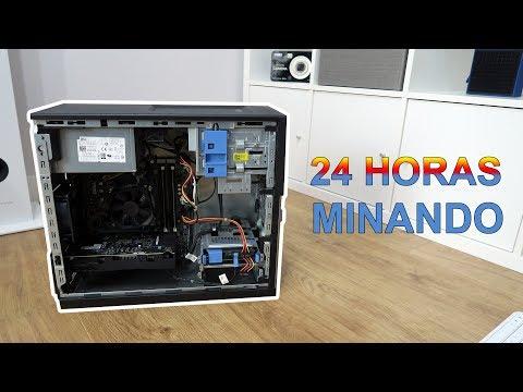 24 Horas Minando Criptomonedas Con Un PC (GTX 1050Ti) ¿es Rentable?