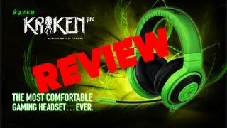 Razer Kraken Pro - REVIEW