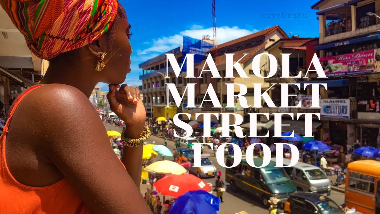 Makola Market, the epicenter of Ghana's retail