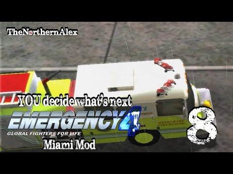Emergency 4 miami mod full