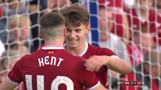 Tranmere Rovers Vs Liverpool 0-4 All Goal Match Highlight 2017