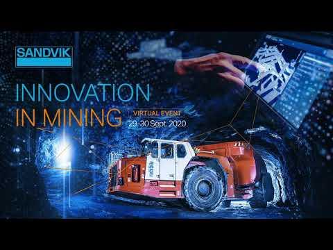 Join the Sandvik Test mine virtual tour