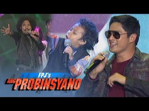 Coco, Pepe & Onyok sing Vhong Navarro