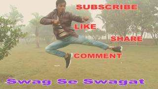 Gambar cover Swag Se Swagat Song   Tiger Zinda Hai   Katrina Kaif   Neha Bhasin   ( performed by R.D)