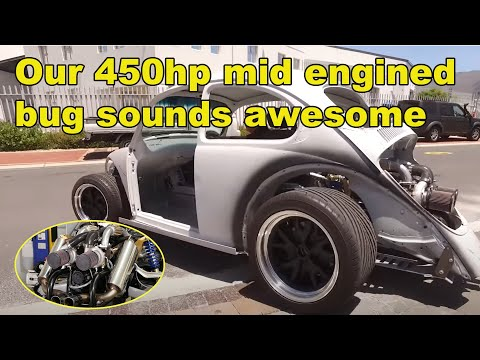 V8stealthbeetle Episode 15 The First Test Drive