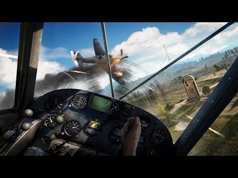 Far Cry 5 I Holland Valley Gameplay Demo I Action Adventure I PC, PS4, XBone