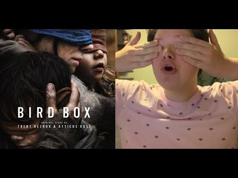 IF I WAS IN BIRDBOX!