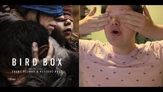 IF I WAS IN BIRDBOX!