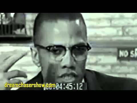 Malcom X : The Key To Creating Your Own Wealth
