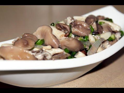 Грибы вешенка рецепты приготовления — Ягоды грибы