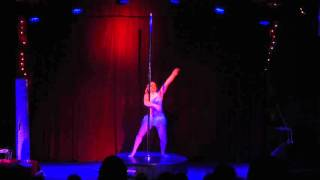 Pole Dance Ireland Pole Princess Competition 2015 - Laura Egan-Smith