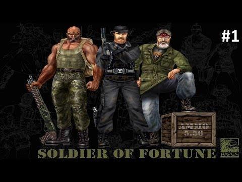 Soldier Of Fortune:Прохождение[Начало] #1 [ Игры 2000-ых ]