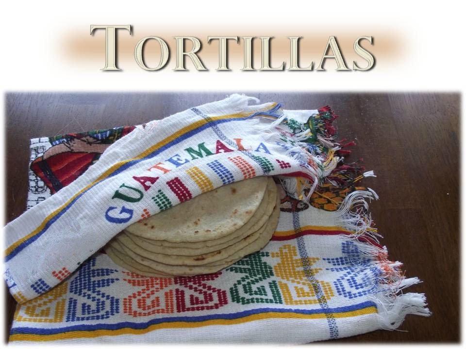 Como hacer tortillas de maz  Guatemala  YouTube