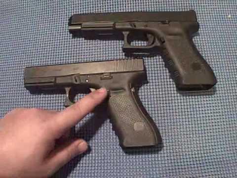 Glock Gen 4 vs Gen 3 Part 3 - YouTube