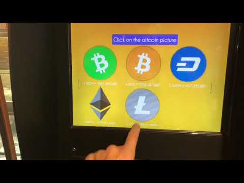 I Found This Bitcoin ATM In London