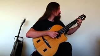 Mariusz Goli - Lovely Joan ( Blackmore's Night) HD