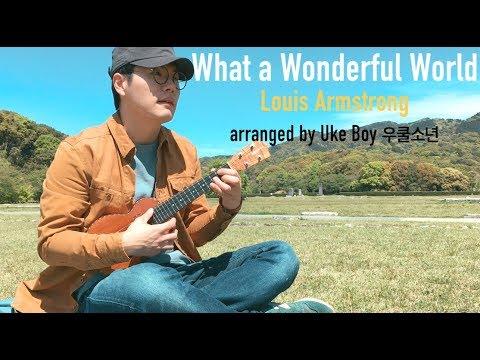 What a Wonderful World - 후쿠오카...