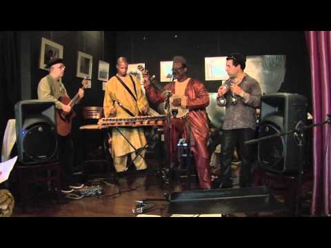 Music by Cheick Hamala Diabate, RI Urgent Relief for Mali Refugees Benefit