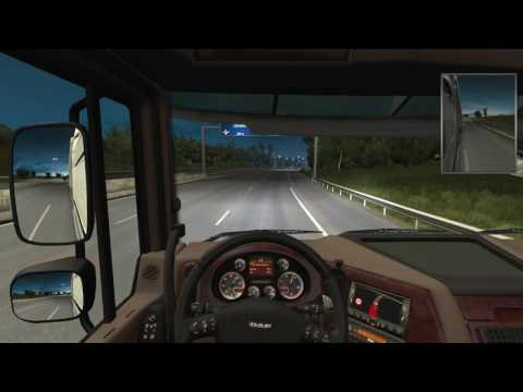 Euro Truck Simulator 2 - Fillets of fish from Lille to Lyon