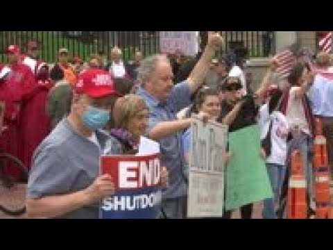 Listen: How Limiting Protests Will Spread the Virus