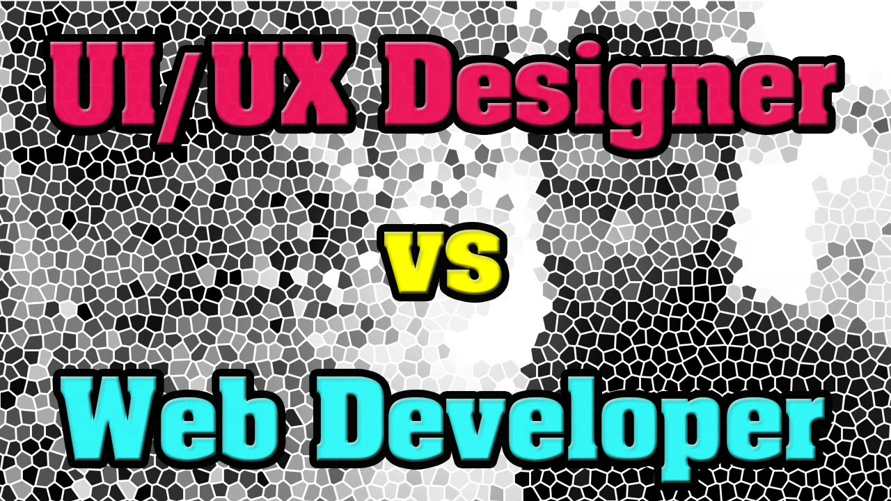Ui Ux Developer >> Should I Become Ui Ux Designer Or Web Developer