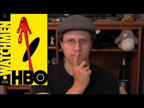 Watchmen on HBO - What's the Point?