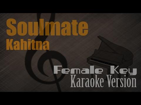 Kahitna - Soulmate (Female Key) Karaoke Version   Ayjeeme Karaoke