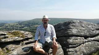 Dartmoor - and why it features in Craig Lawrence's books
