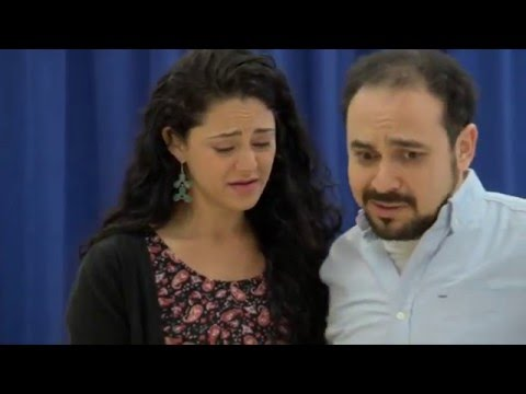 ¡Figaro! (90210) on Univision's 'Primer Impacto'
