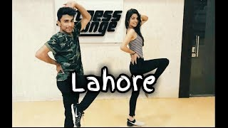 Guru Randhawa: Lahore Video Song | Omkar Dalvi Dance Choreography | Q-BOP