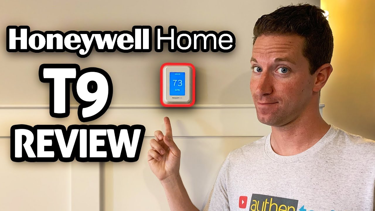 Honeywell Home T9 Smart Thermostat - REVIEW