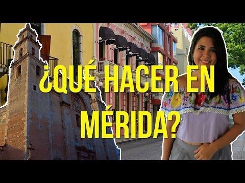 ¿Qué hacer en MÉRIDA? (CENTRO HISTÓRICO)| PIES VIAJEROS 🌎✈️