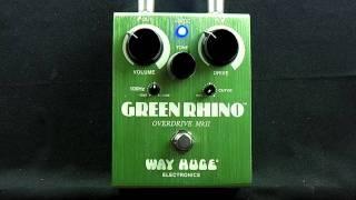 Way Huge Green Rhino MkII
