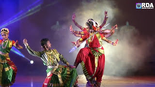 RETWIKA DANCE ACADEMY - RDA | Annual Show 2017 | Aigiri Nandini (Opening Act)