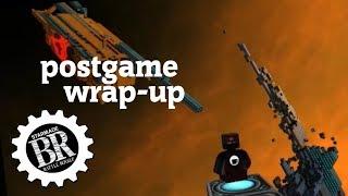 StarMade BATTLE ROYALE Post Game Wrap-Up (& SNEAK PEAK)