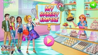 My Bakery Empire - Bake, Decorate & Serve Cakes Gameplay Hd