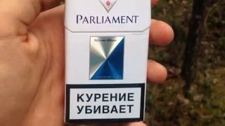 Обзор Parliament Silver Blue (03.16)