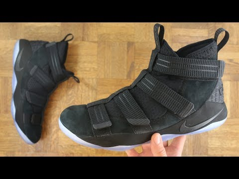 48456d7f2 NIKE LEBRON 11 SOLDIER PERFORMANCE OVERVIEW!!! MY INITIAL THOUGHTS ...