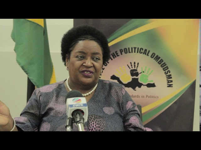 Political Ombudsman Writes To Dr. Michelle Charles Over Allegations Of Vote Buying | News  | CVMTV